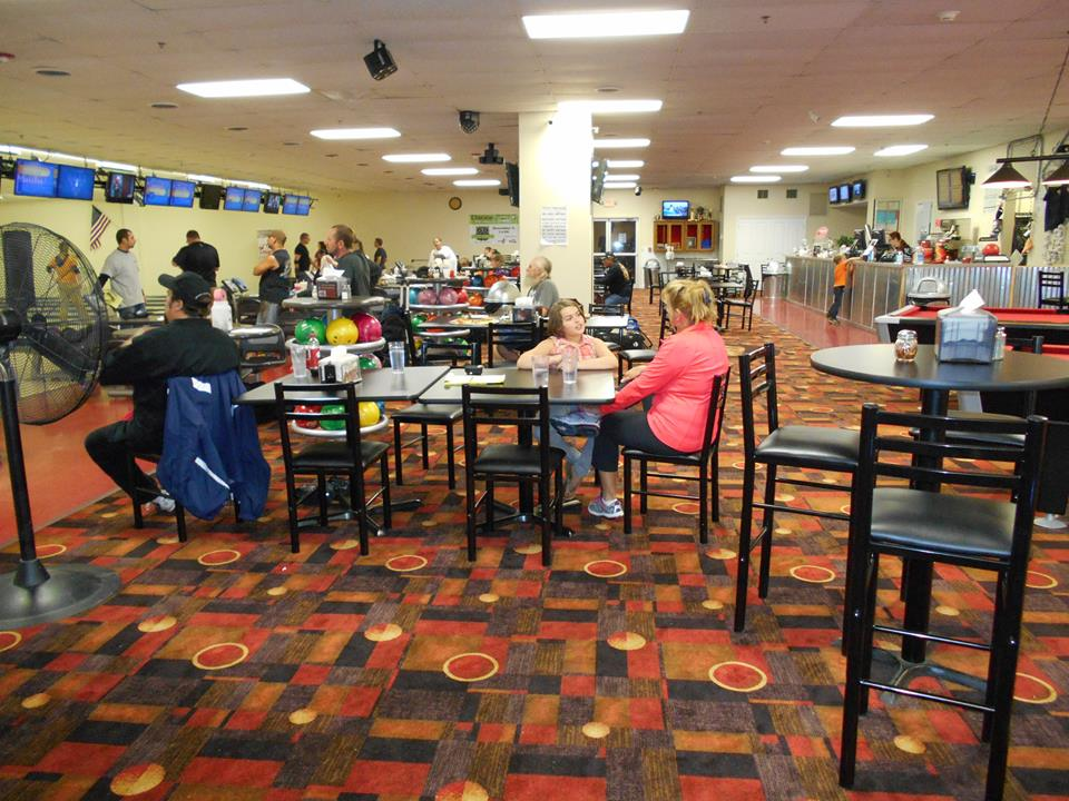 Deep Creek Lake Bowling Alley